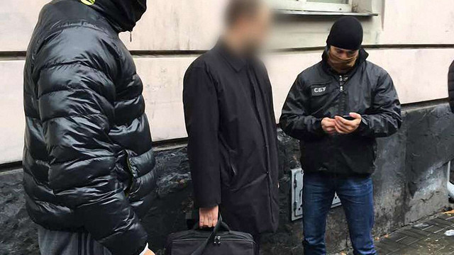 Затриманий на хабарі львівський прокурор хотів працювати в НАБУ і САП