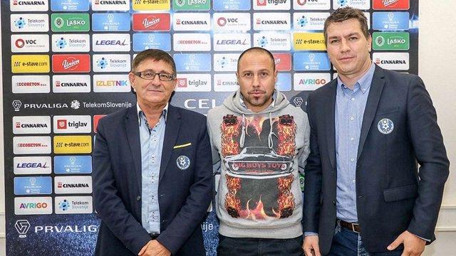 Колишній тренер «Карпат» очолив словенський футбольний клуб