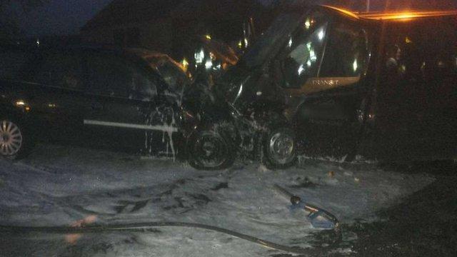 У Польщі в аварію потрапив мікроавтобус з українцями