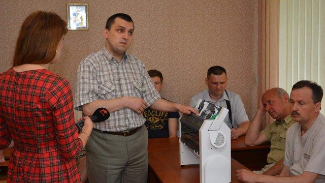 В Луцьку відкрили першу в Україні недержавну друкарню для незрячих