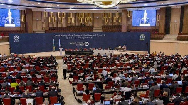 Понад 150 країн світу домовилися скоротити викиди парникових газів