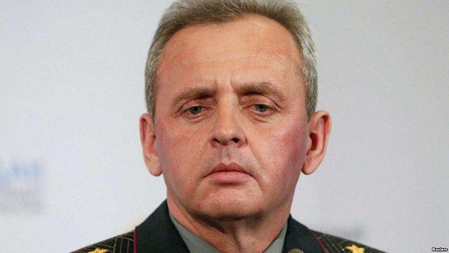 Муженко сказав, для чого в Збройних силах потрібна строкова служба