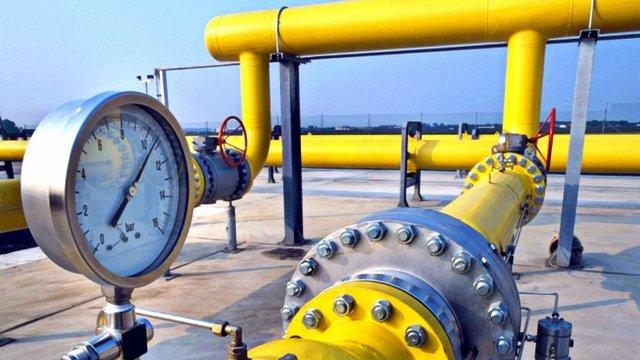 Україна зупинила закачування газу до сховищ та почала його відбір
