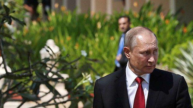 Путін звинуватив Україну в навмисній відмові від реалізації політичної частини «Мінська»