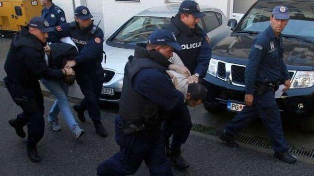 У Чорногорії затримали групу підозрюваних у підготовці терактів на виборах