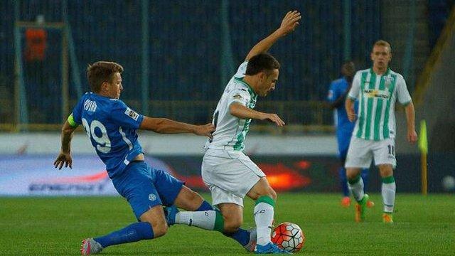 «Карпати» не зуміли переграти «Дніпро» в першому матчі з новим тренером