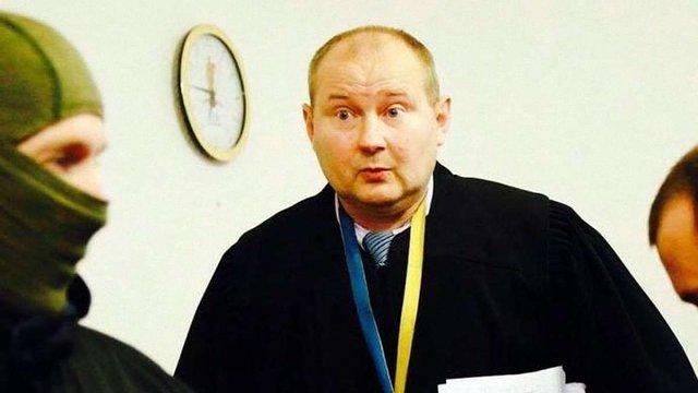 САП готує заочний процес над суддею Чаусом у жовтні