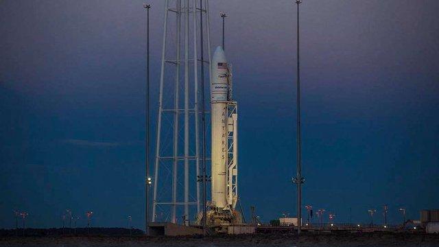 У США відклали запуск ракетоносія з українськими компонентами