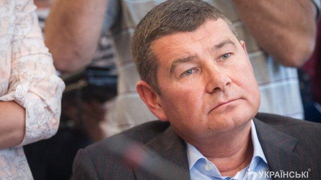 САП перевіряє наявність у втікача Онищенка російського паспорта