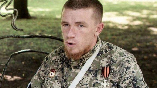 У СБУ заявили, що вбивство бойовика «Мотороли» вигідне керівництву Росії