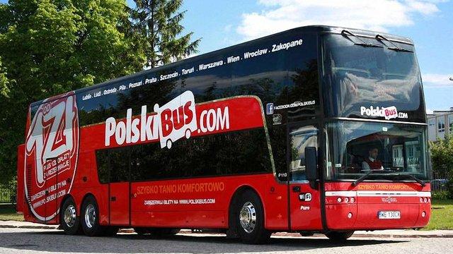 Польський автобусний лоукост-перевізник запускає рейси до України