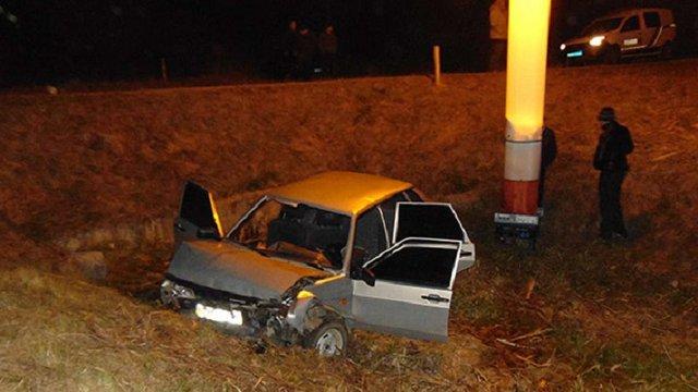 На Житомирщині двоє п'яних школярів загинули внаслідок ДТП