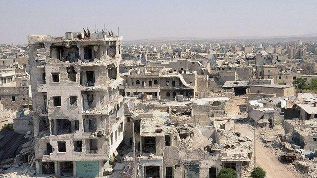 Росія оголосила «гуманітарну паузу» у бомбардуваннях Алеппо