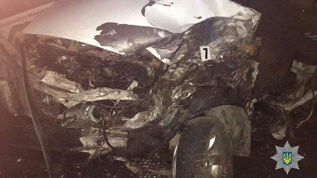 У ДТП з маршруткою на трасі Київ-Чоп загинув 33-річний львів'янин