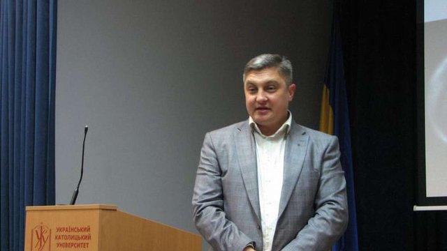 Богдан Чечотка звільнився з посади директора департаменту охорони здоров'я ЛОДА