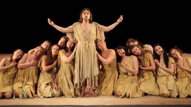 У Росії заборонили показ рок-опери «Ісус Христос - суперзірка»