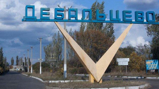 На переговорах у Мінську Україна порушила питання про повернення Дебальцевого