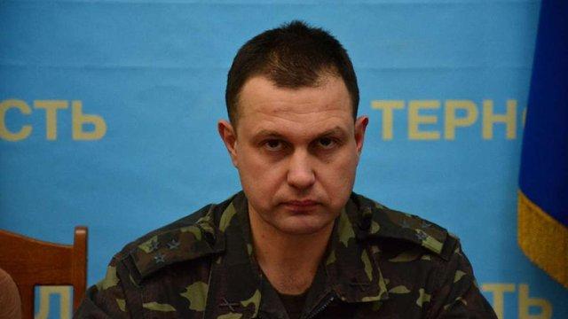 На Тернопільщині на хабарі затримали військового комісара