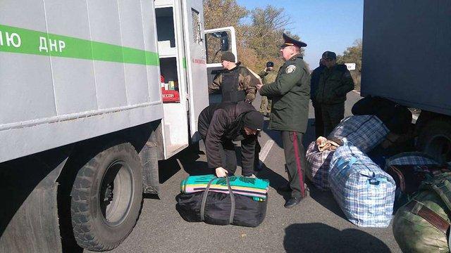 Бойовики передали Україні 23 в'язнів