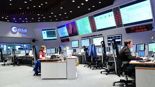 Космічний апарат російсько-європейської місії ExoMars здійснив посадку на Марс