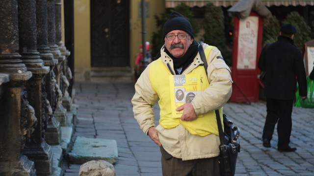 Помер найвідоміший львівський безпритульний
