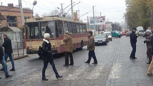 У Львові противники забудови стадіону «Сільмаш» тимчасово розблокували Городоцьку