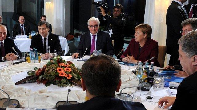 Кучма прокоментував підсумки зустрічі лідерів «нормандської четвірки» у Берліні