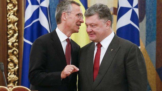 НАТО підтримало розробку «дорожньої карти» імплементації мінських угод