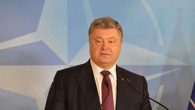 ЄС надасть Україні безвізовий режим після ухвалення механізму його призупинення, - Порошенко
