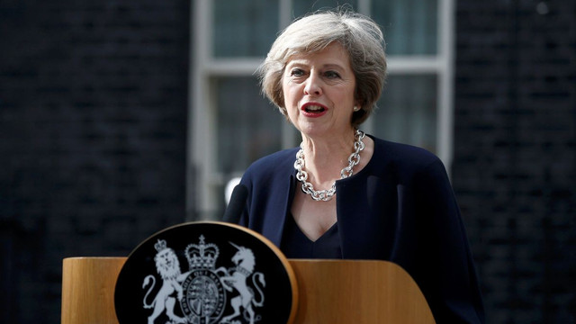 Прем'єр-міністр Великобританії запевнила, що працюватиме з ЄС проти російської агресії
