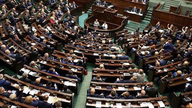 Сейм Польщі підтримав Декларацію солідарності з Україною щодо Другої світової війни і агресії РФ