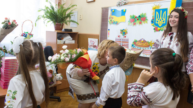 Вчителі з Луганщини  протягом місяця навчатимуть дітей на Львівщині