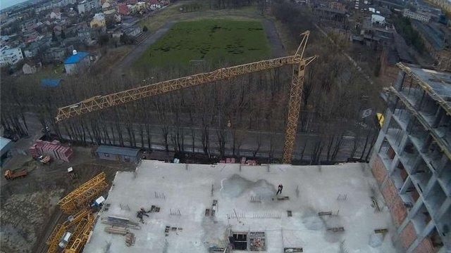 Місто реконструює стадіон «Сільмаш» і відродить повноцінне спортивне життя, – Андрій Садовий