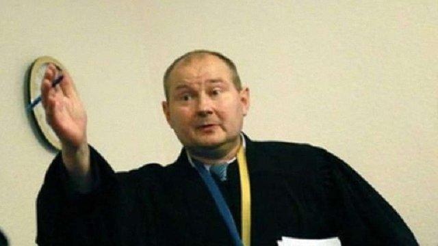Нацполіція звернулася в Інтерпол для оголошення судді Миколи Чауса в міжнародний розшук