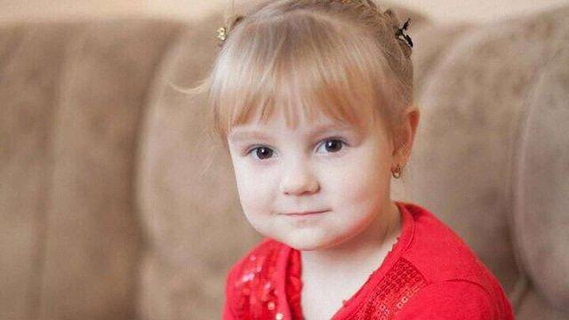 Мешканці Рясного збирають кошти на порятунок 5-річної дівчинки