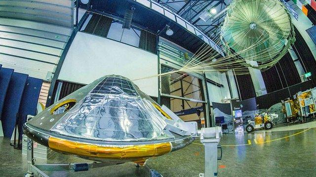 Дослідницький модуль «Роскосмосу» і ESA розбився при здійсненні посадки на Марс