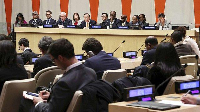 Рада Безпеки ООН звинуватила сирійську владу у застосуванні хімічної зброї