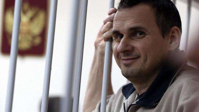 Українського політв'язня Олега Сенцова помістили у штрафний ізолятор