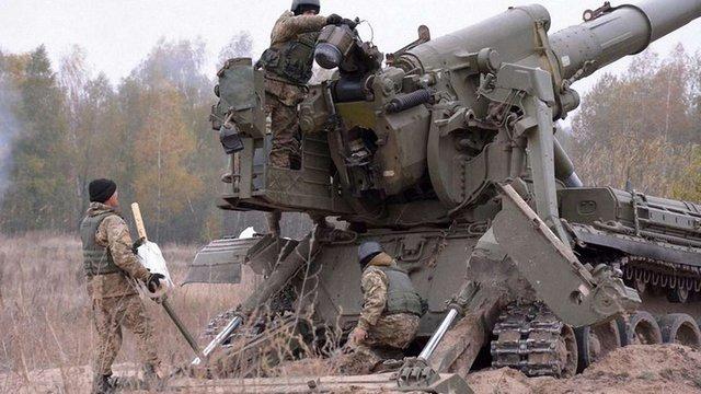 В Україні завершилися військові навчання Рубіж-2016