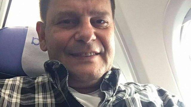 Антимайданівець, якого СБУ зняла з літака до Мінська, заявив про намір судитися з Україною