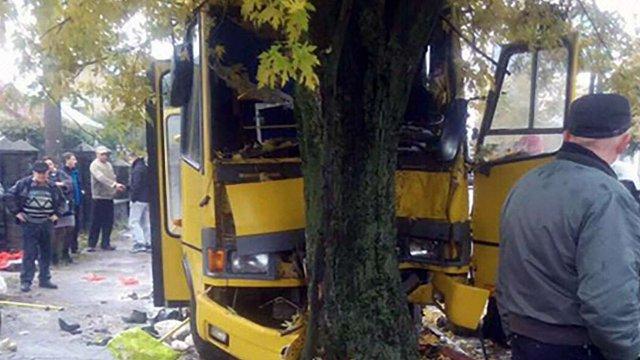 Після ДТП з маршруткою у львівські лікарні звернулися 19 осіб