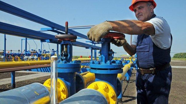 Україна імпортувала рекордну кількість газу із Словаччини