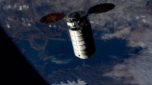 Космічний корабель Cygnus з українським двигуном успішно прибув до МКС