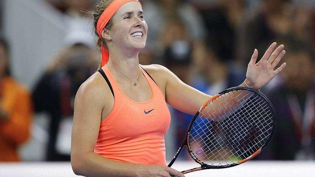 Перша ракетка України повторила рекорд у рейтингу найсильніших тенісисток світу