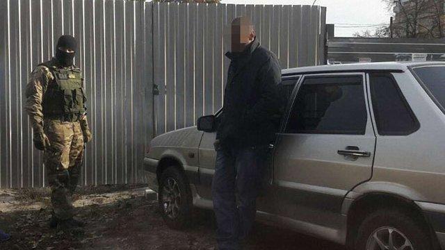 В СБУ викрили співробітника, який торгував таємною інформацією