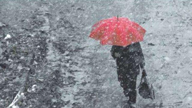 На півночі і в центрі України цього тижня обіцяють сніг