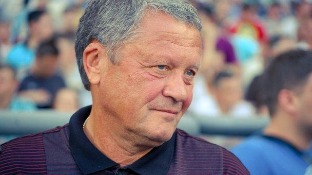 Мирон Маркевич відкинув можливість очолити київське «Динамо»