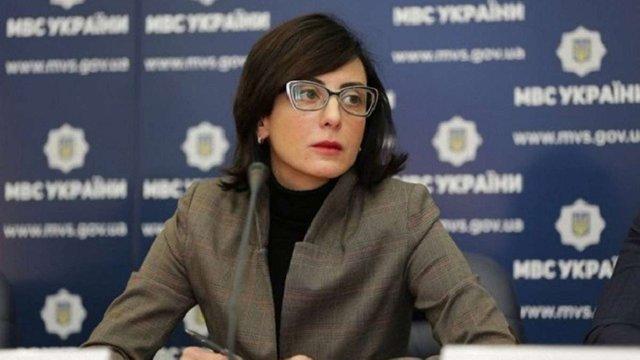 Хатія Деканоідзе заявила, що вчить українську мову