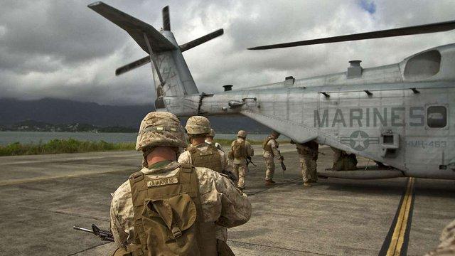 У Норвегії США розмістять понад три сотні морських піхотинців