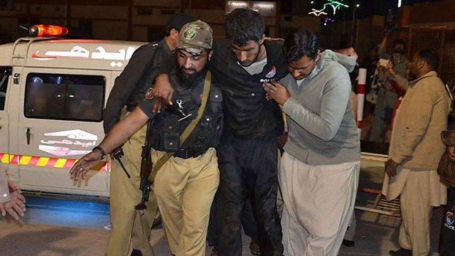 Бойовики напали на поліцейську академію у Пакистані - 59 загиблих, понад 100 поранених